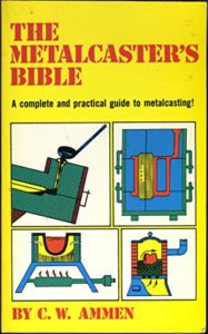 The Metalcaster's Bible book cover