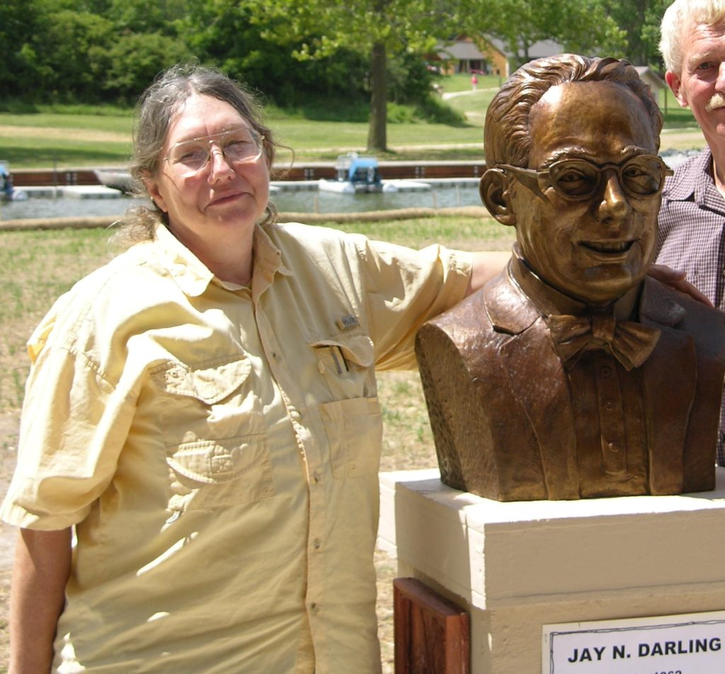 Commission Bust Ding Darling State Park