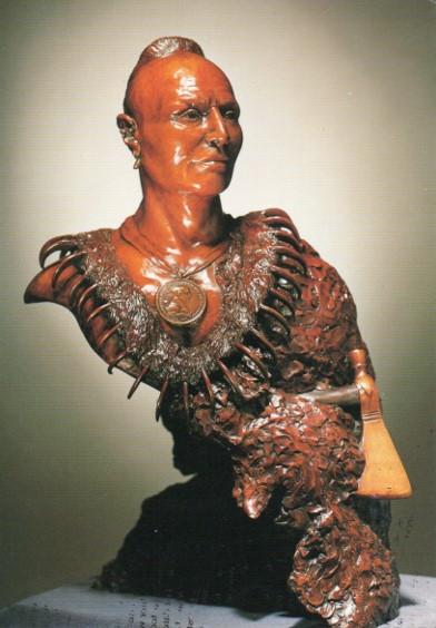 Chief Blackhawk by John Ketner, Max-Cast